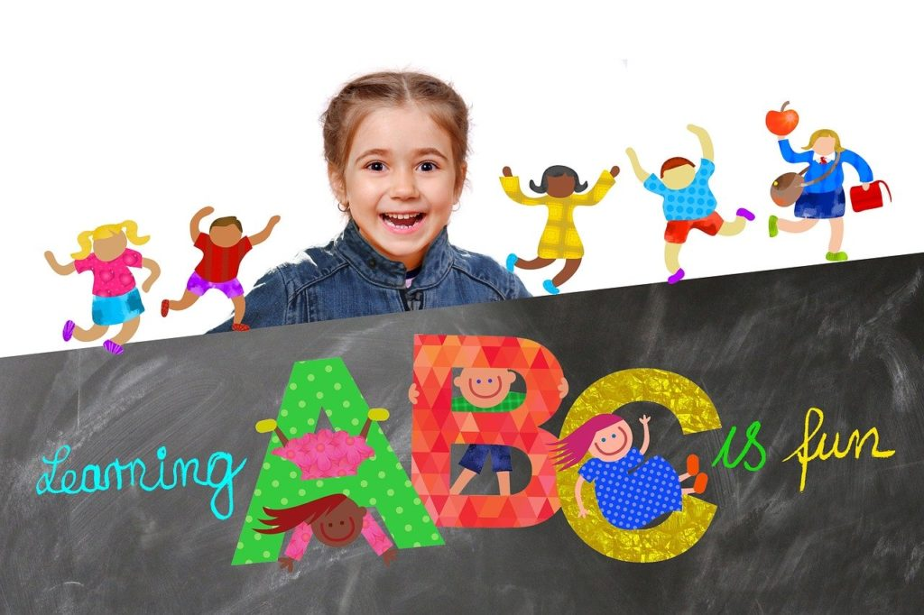 learn, school, nursery school